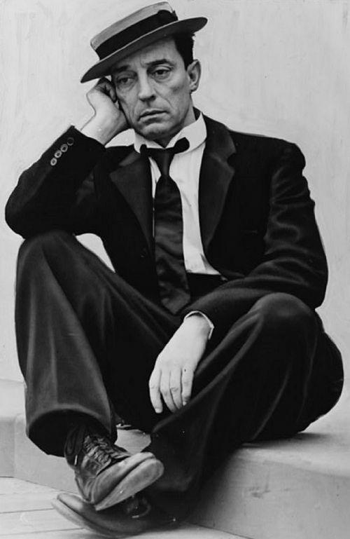 buster keaton actor vaudevillian