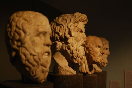 bustos filsofia aristotle