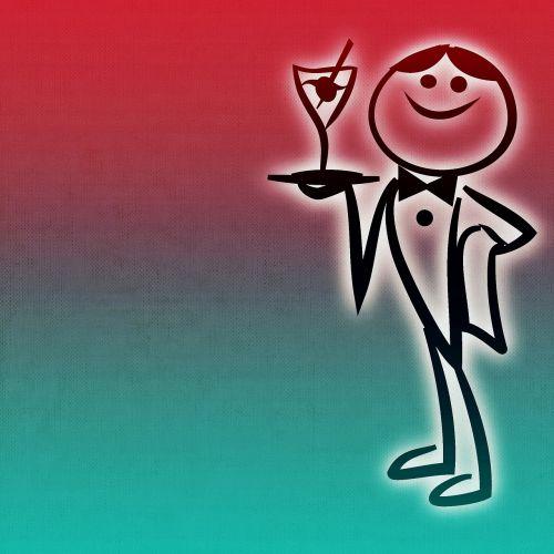 butler servant cocktail
