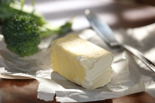 butter food nutrition