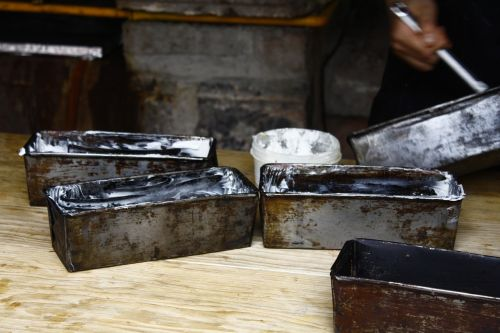 butter mould bread