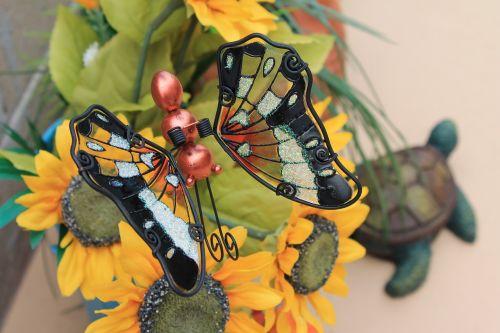 butterfly art design