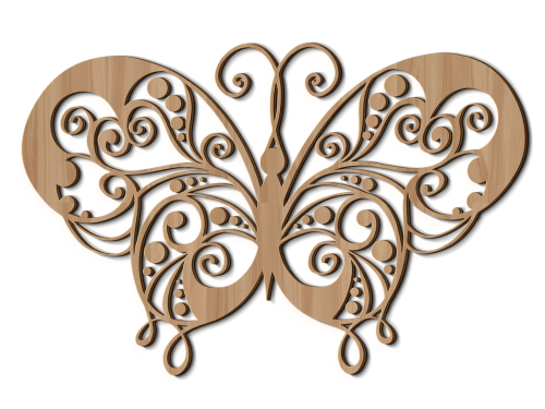 butterfly wood png