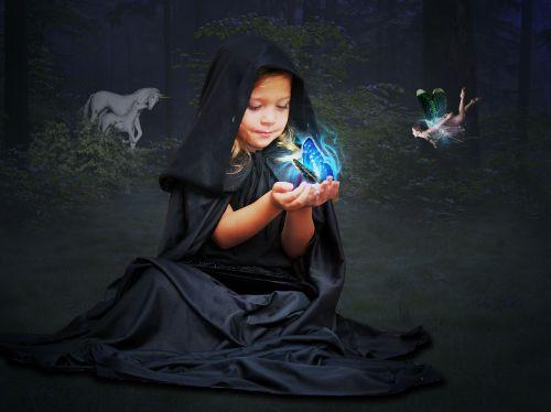 butterfly fantasy fairy tales