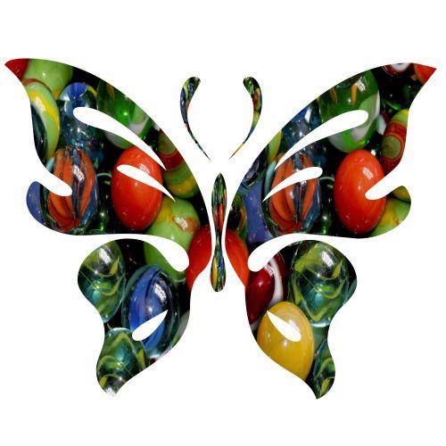 Butterfly Cartoon II