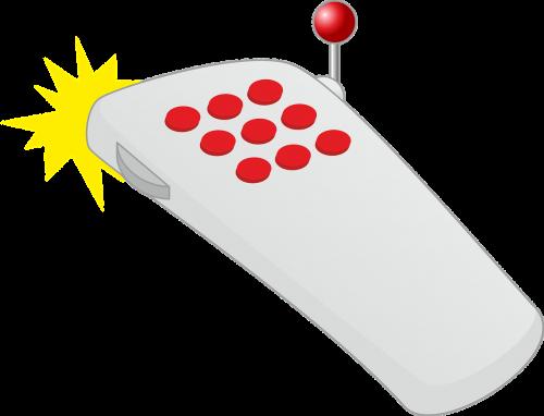 button control device