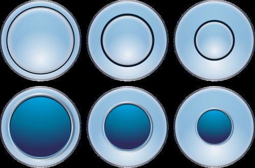 button click icon icon