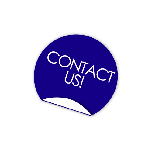button round contact