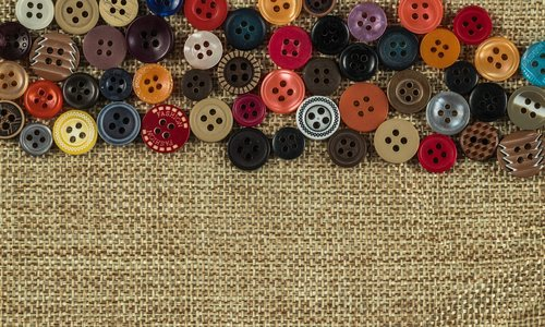 button  buttons sewing  color