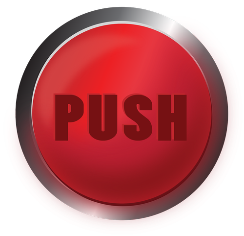 button  red button  push button