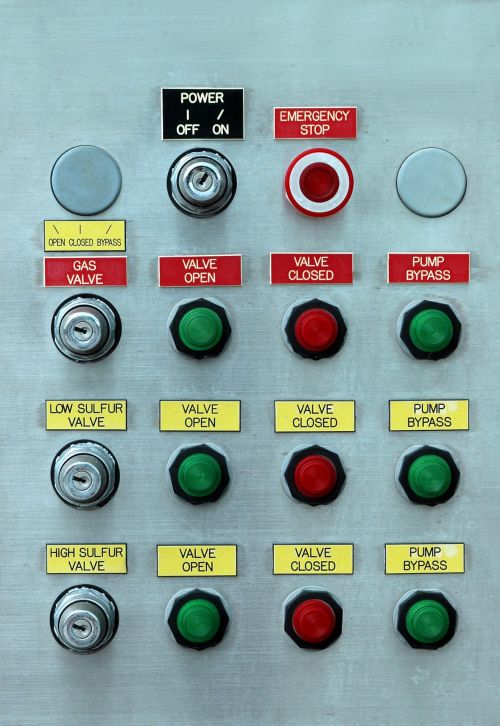 Buttons To Push