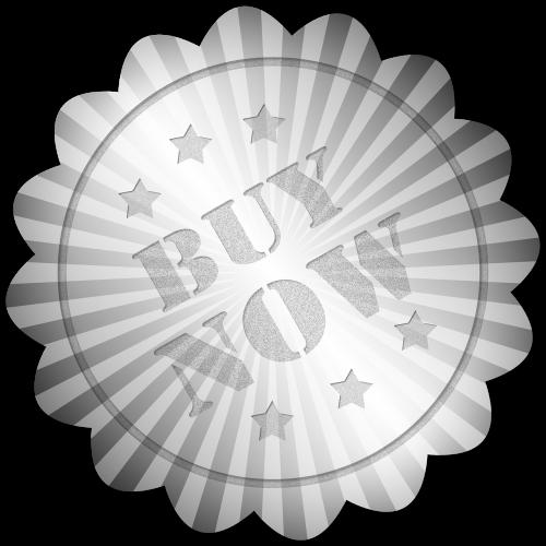 buy now badge sticker