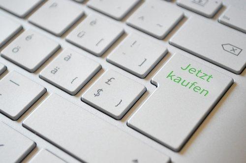 buy now  keyboard  enter