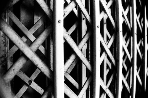bw fences isolation