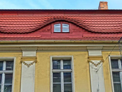 bydgoszcz dormer architecture