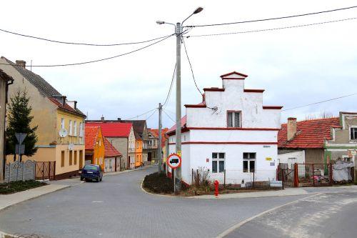 bytom nadodrzanski street city