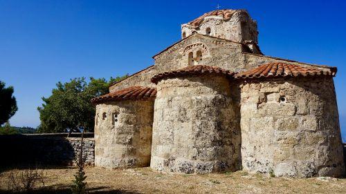 byzantine church old