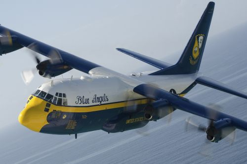 c130 hercules blue angels
