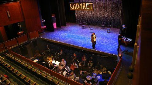 cabaret theatre theater
