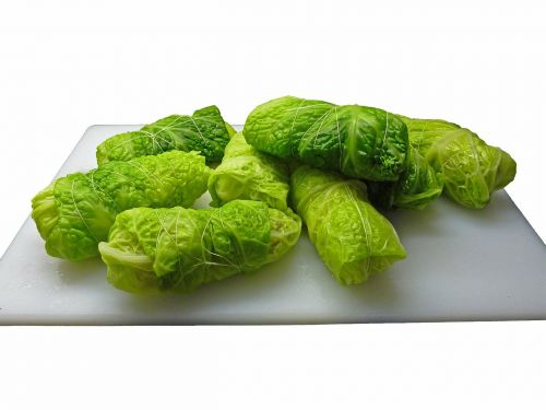 cabbage rolls roulades court