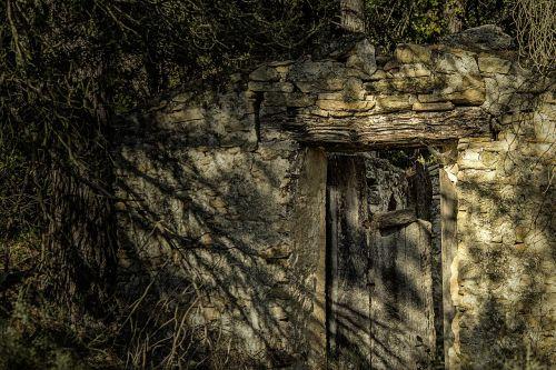 cabin old agricultural