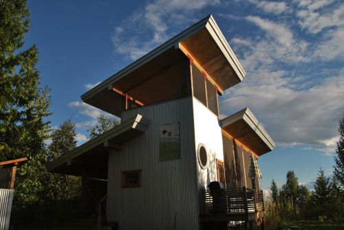 cabin british columbia canada