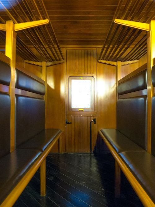 cabin wagon compartment