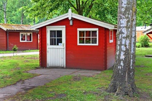 cabin  wood  wooden cabin