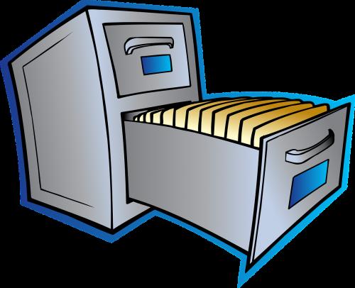 cabinet data file