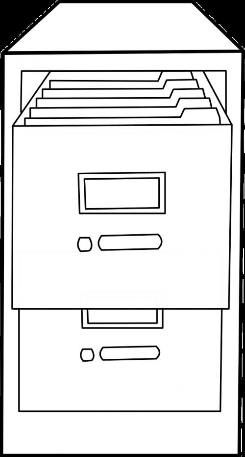 cabinet drawer files
