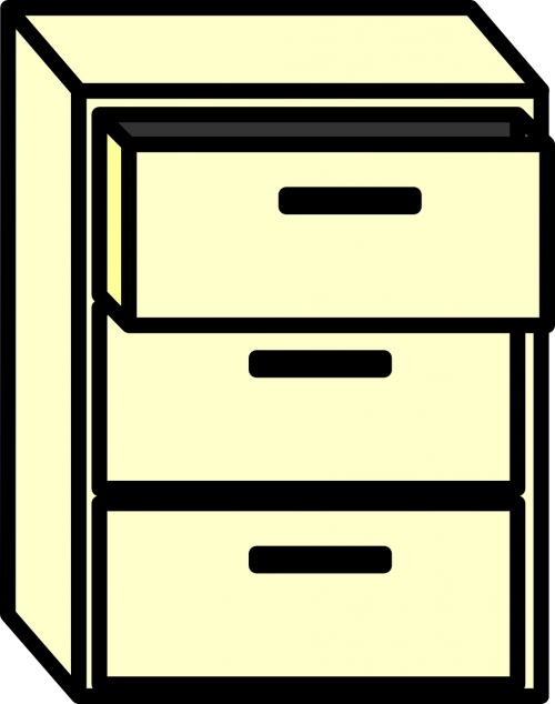 cabinet filing file