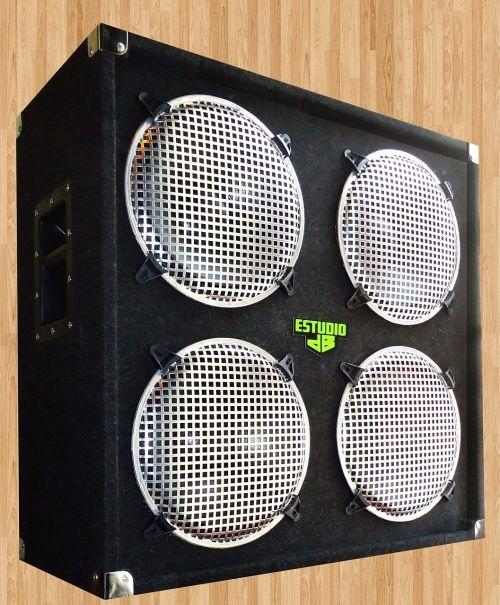 cabinet guitar bass