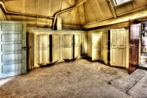 cabinets doors hdr