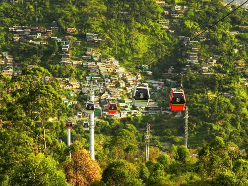 cable car medellin