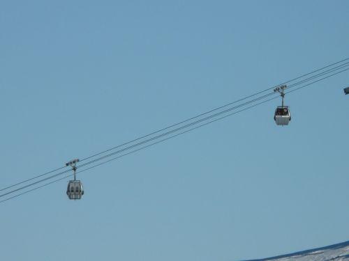 cable car gondola lift
