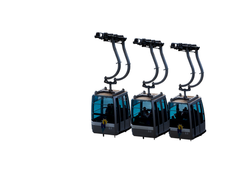 cable car  transparent  transport