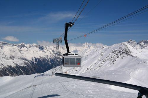cable car gondola aerial tramway