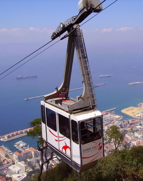 cable car mountain transport