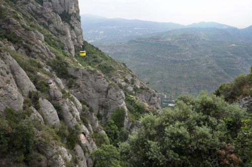 cable car mountain ropeway