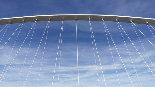 cables bridge lines
