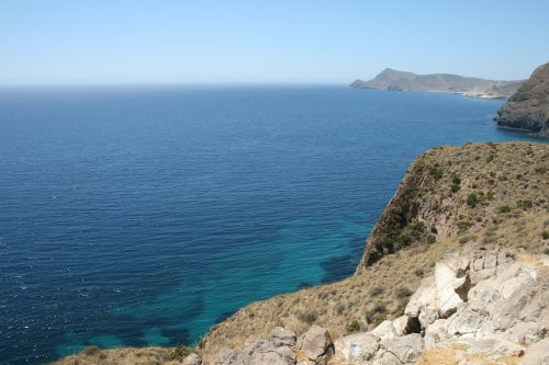 cabo de gata,níjar,peizažai,Almerija,paplūdimiai