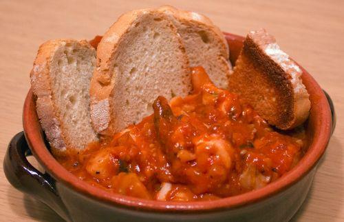 cacciucco soup italian cuisine
