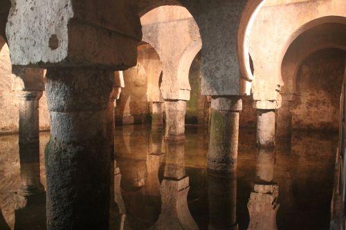 cáceres cistern water