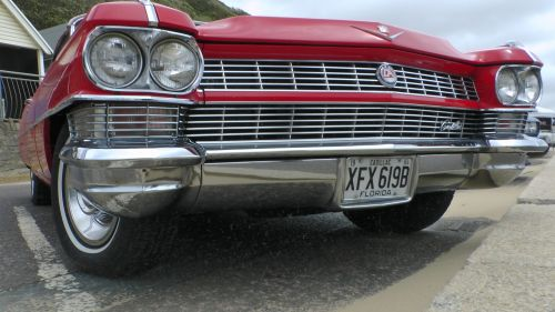 Cadillac De Ville Radiator Grille