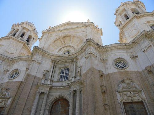 cadiz spain cathedral