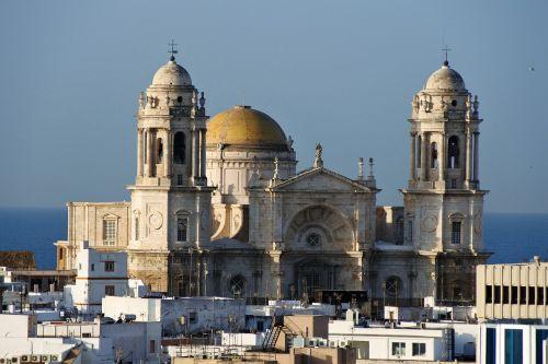 cadiz cathedral spain