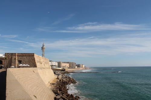 cadiz ocean fortress