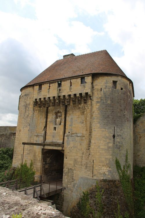 caen castle normandy