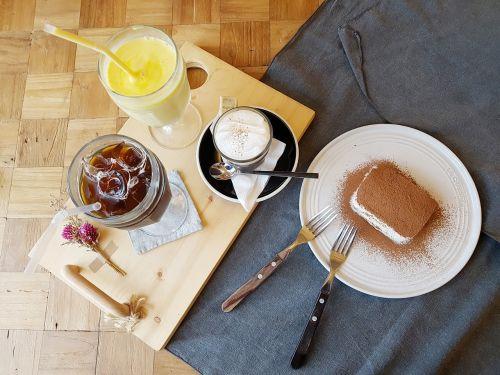 cafe sweet tiramisyu