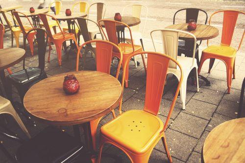 cafe sidewalk cafe sidewalk